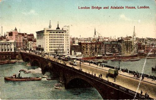 Early 20th London Bridge